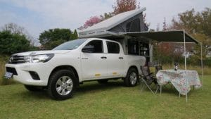 Toyota Hilux Bushcamper 4x4