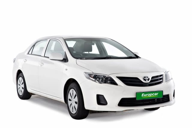 Toyota Corolla Quest Automatic For Hire Compare Save Drive