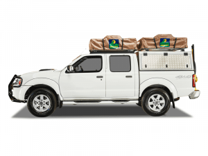 Nissan Double Cab 4x4 MDE
