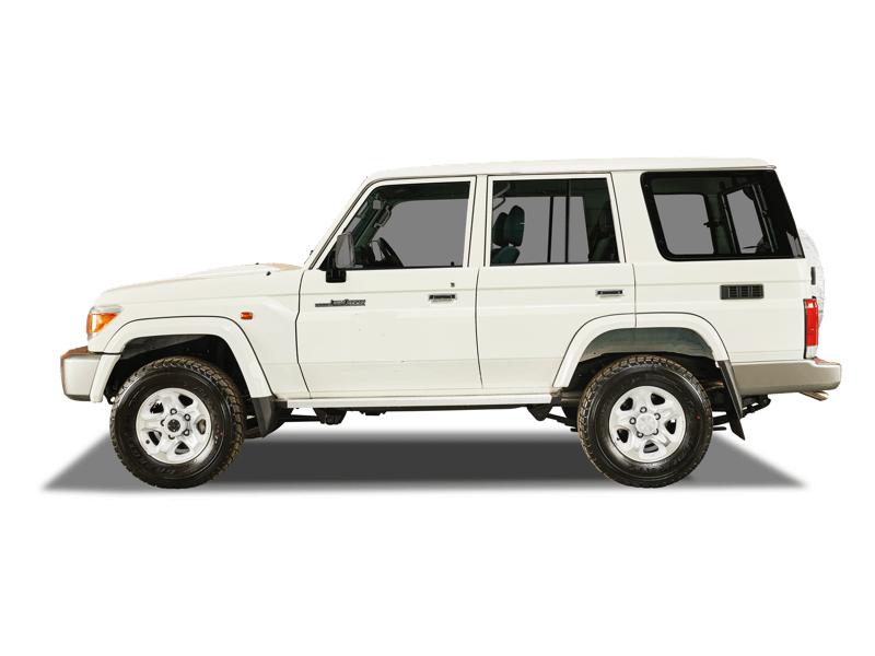 Toyota Landcruiser 4x4 BLC