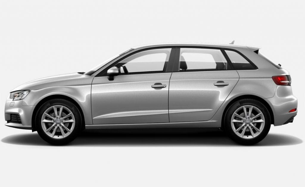 Audi A3 For Hire Compare Save Drive South Africa