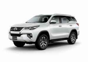 Toyota Fortuner 3.0 D4-D 2x4 Automatic