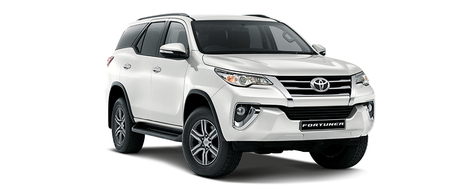 Toyota Fortuner D-4D 4x4 Automatic