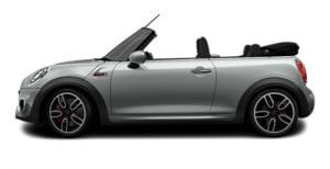 Mini Cooper Soft Top Convertible