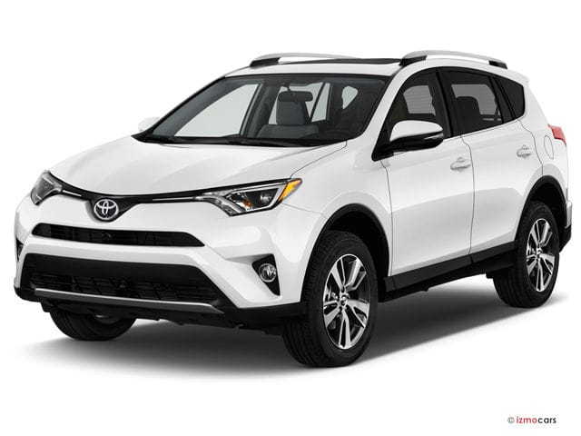 Toyota RAV 4 SUV Automatic