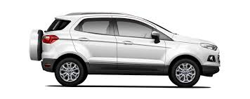 Ford Ecosport SUV Automatic
