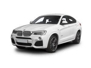 BMW X4 xDrive 30d Automatic