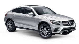 Mercedes Benz GLC 250d Coupe Automatic