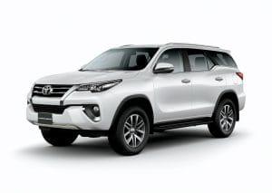 Toyota Fortuner 2x4 Auto