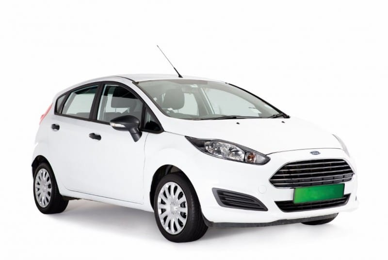 Ford Fiesta Hatch For Hire Compare Save Drive South Africa