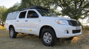 Toyota Hilux Double Cab 2.4 Automatic 4X4