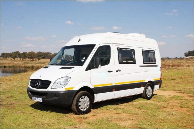 RV Rental Cape Town - Compare & Save | Drive South Africa