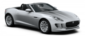 Jaguar F Type Soft Top Convertible