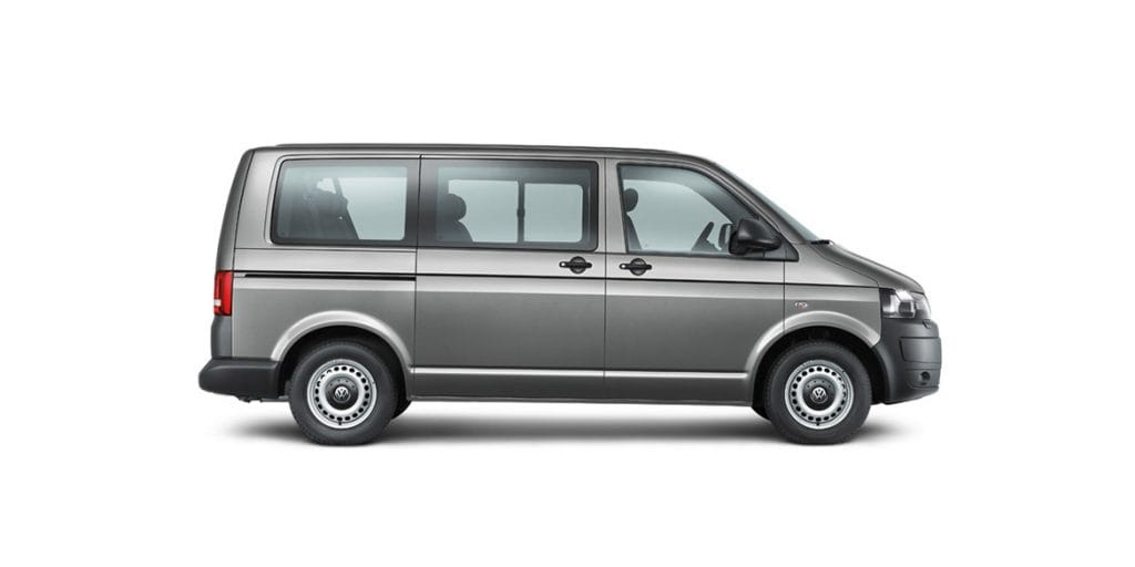 Volkswagen T6 SWB Automatic 8 Seater