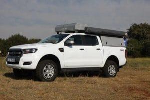 Ford Ranger Double Cab Bushcamper