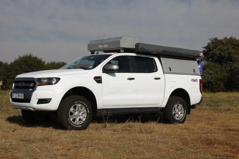 ford ranger double cab bushcamper for hire drive south. Black Bedroom Furniture Sets. Home Design Ideas