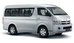 Toyota Quantum 10 Seater Minibus