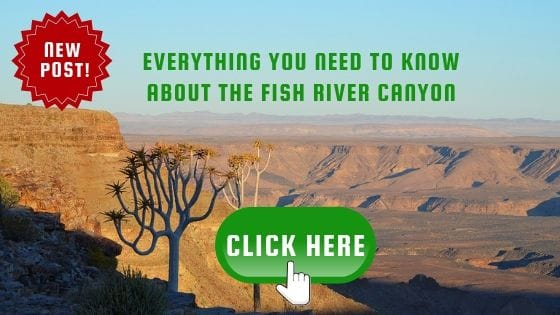 Fish river canyon cta