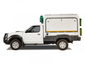Nissan Single Cab 4x4 Trax Camper MTX