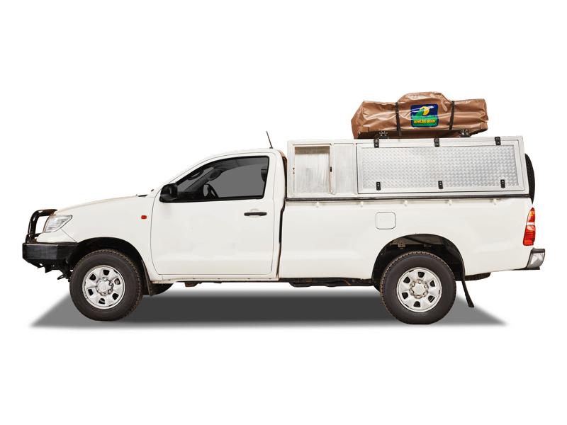 Toyota Single Cab 4x4 SCE