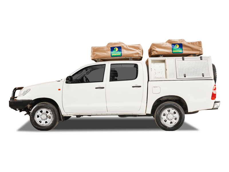 Toyota Double Cab 4x4 DCE
