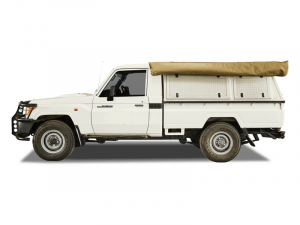 Toyota Landcruiser Single Cab 4x4 SLE