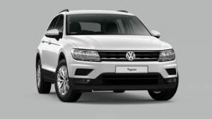 VW Tiguan SUV Automatic