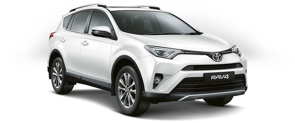 Toyota RAV Automatic 2x4