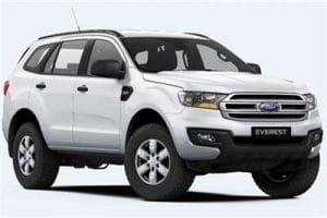 Ford Everest 4x4 Automatic
