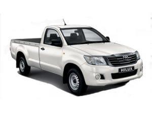 Toyota Hilux Single Cab 2x4 One Ton