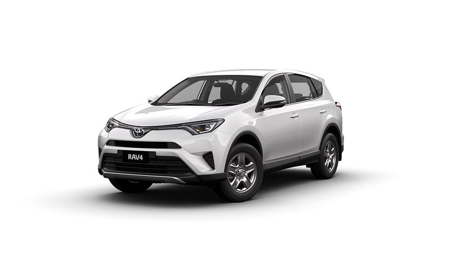 Toyota RAV4 2.0 GX CVT 2WD