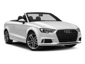 Audi S3 Soft Top Convertible