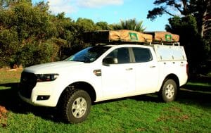 Ford Ranger 4x4 Double Cab Equipped