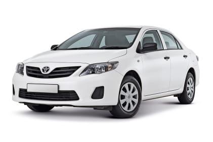 Toyota Corolla Quest Sedan
