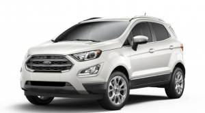 Ford Ecosport 2x4 SUV Automatic