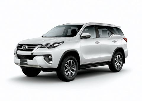 Toyota Fortuner 4x2 Automatic