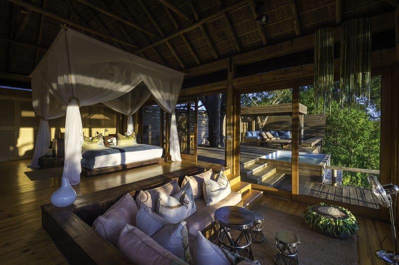 accommodation in botswana