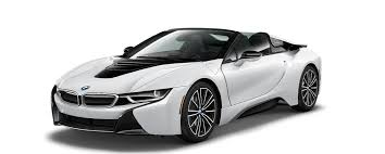 BMW i8 eDrive Roadster