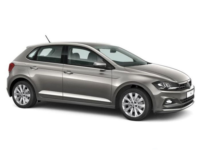 Volkswagen Polo TSI Hatch Automatic