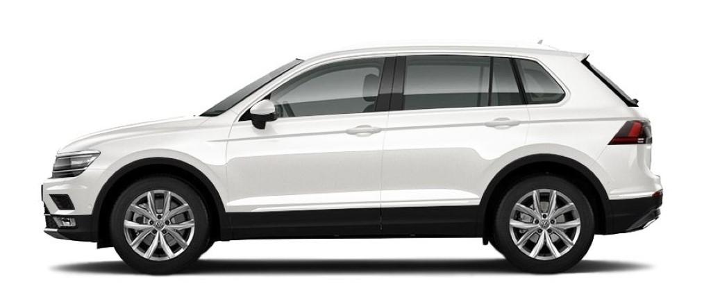 Volkswagen Tiguan Allspace Automatic 4x2