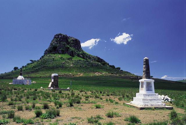 The Kwazulu-Natal Battlefields