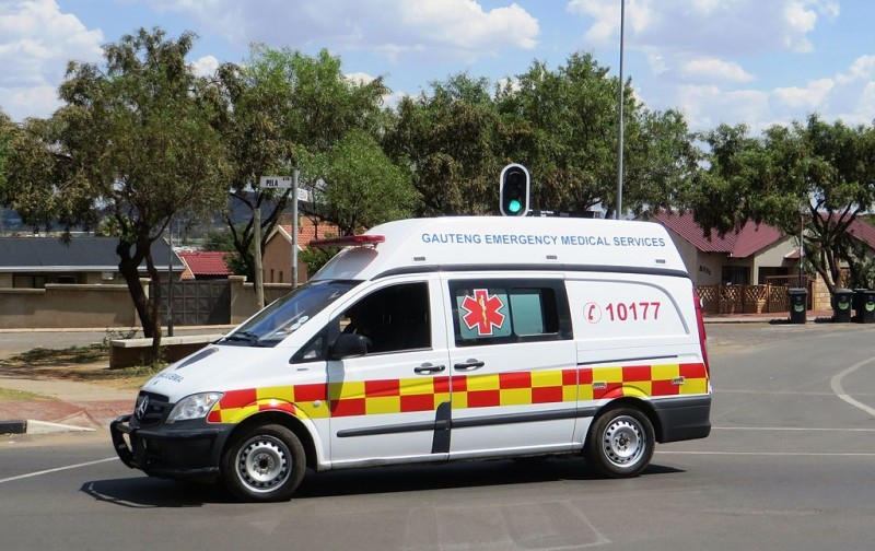 10177 Ambulance in South Africa