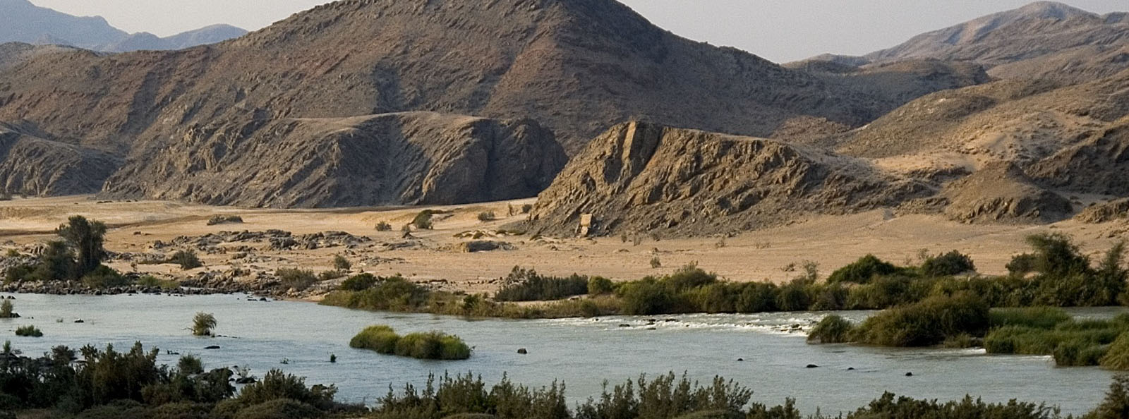 Namibia's Southern Kaokoland is remote and vast