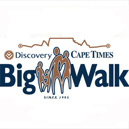 Discovery Cape Times Big Walk