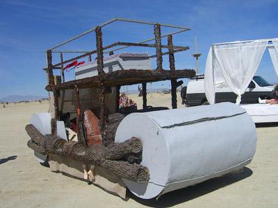 Burning Man 2010 Mutant Vehicle 5