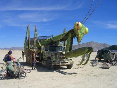 Burning Man 2010 Mutant Vehicle 7