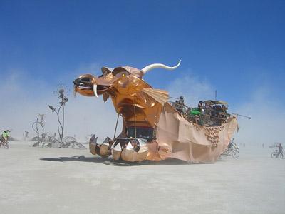 Burning Man 2010 Mutant Vehicle 6