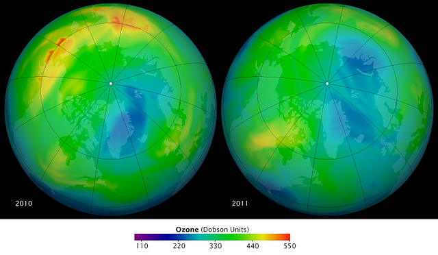 The Ozone Layer should be protected