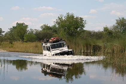 Botswana self-drive safari routes | Drive South Africa