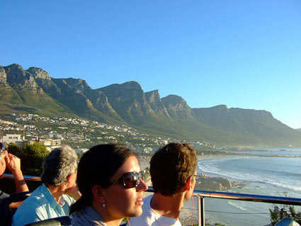South Africa Cape Town City Sightseeing Buses